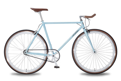 Foffa Bikes 2015 Single Speed Bike Azure