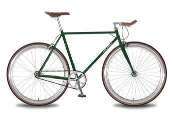Foffa Bikes 2015 Single Speed Bike Green