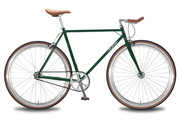 Foffa Bikes 2016 Single Speed Bike Green