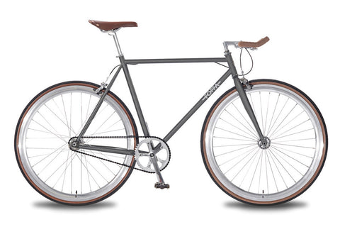 Foffa Bikes 2015 Single Speed Bike Grey