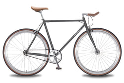 Foffa Bikes 2016 Single Speed Bike Grey
