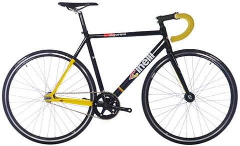 Cinelli Vigorelli Black Bike XS