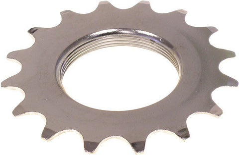 Tranzmission Plated Track Sprocket 17t X 3/32""