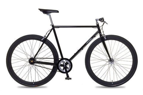 Foffa Bikes 2015 Urban 7 Speed Nexus Bike Black