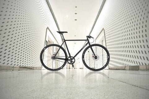 Foffa Bikes 2015 Urban Premium Bike Black