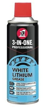 WD40 White Lithium Grease 400ml