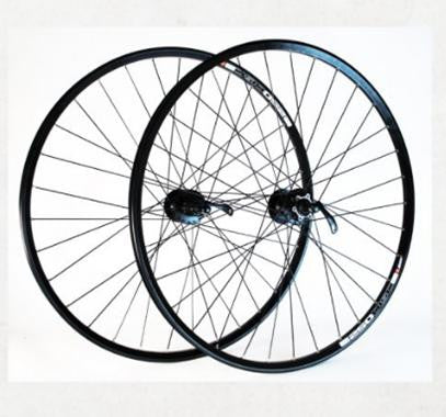 "29"" 250 Black Disc Deore 8/9 Speed Cassette (Pair)"