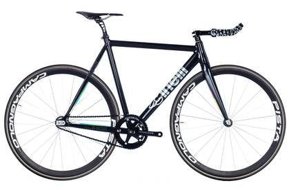 Cinelli Mash Histogram Black Track Bike