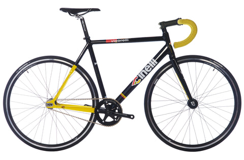 Cinelli Vigorelli 2014 Fixie Track Bike Black