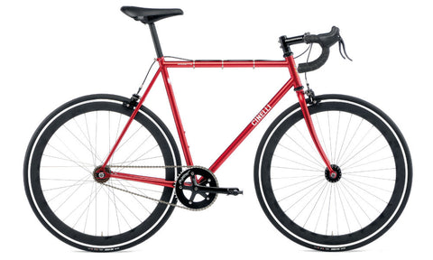 Cinelli Gazzetta 2014 Fixie Track Bike Red