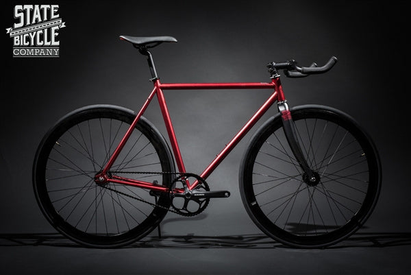 State Bicycle Co - Contender Red