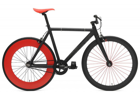 Create Bikes 2016 Black Red