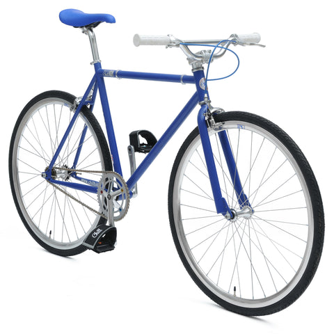 Chill Bikes Original Blue/Silver 2015 Single Speed Bike