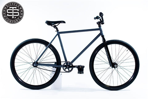 State Bicycle Co Suspect Fixed Gear Freestyle Bike