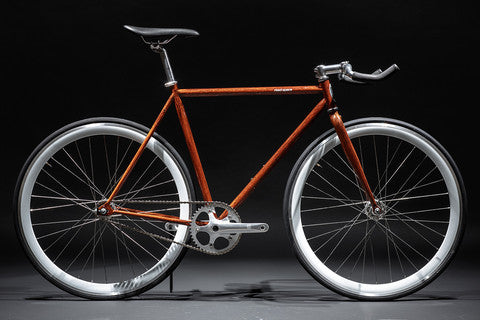 State Bicycle Co Reed Space x State Collab Fixie Track Bike