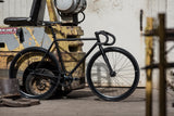 State Bicycle Co Matte Black 5 Fixie Single Speed Bike