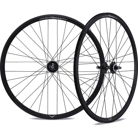 Miche Xpress Pista Track Wheelset Black