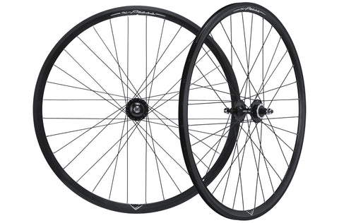 Miche X-Press Black Track Wheelset