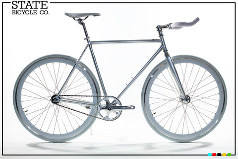 State Bicycle Co Montecore Fixed Gear Single Speed Track Bike