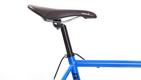 Mango Bikes 2015 Black Series Single Speed - Matte Blue