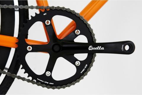 Quella 2014 Signature One - Orange