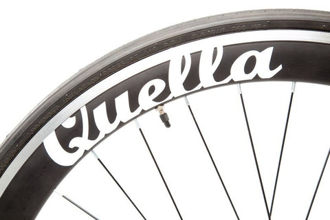 Quella Bicycle One Gold Fixed Gear Single Speed Bike 2013 - 59cm Frame