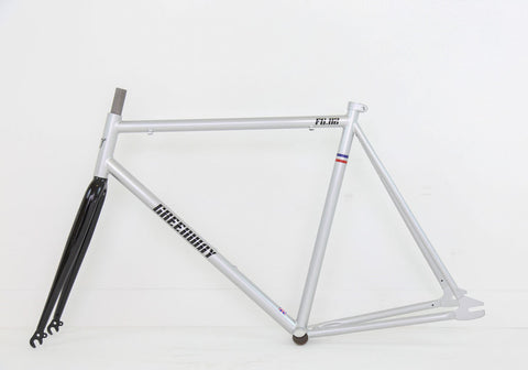 Single Speed Fixie Frameset - Steel – Fixed Gear Frenzy