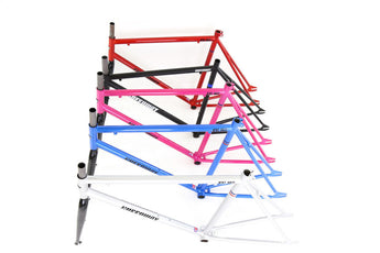Single Speed Fixie Frameset - Steel