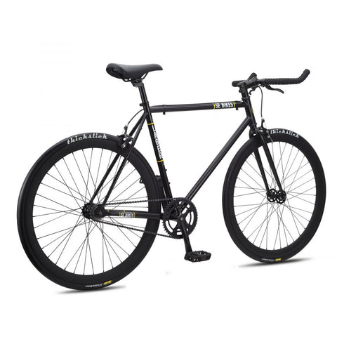 SE Bikes Lager Black 2015 Single Speed Bike