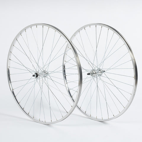 Foffa Classic Single Speed/Fixed Gear 700c Wheelset Low Profile Rims