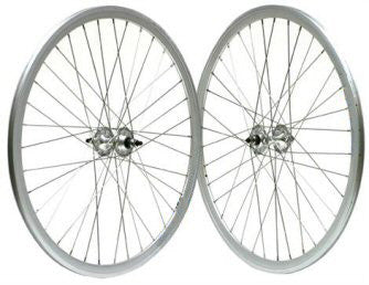 Espresso CUSTOM BUILD Classic 18.5mm Track Wheelset 700c Silver