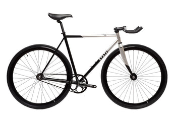 State Bicycle Co Contender II - Silver