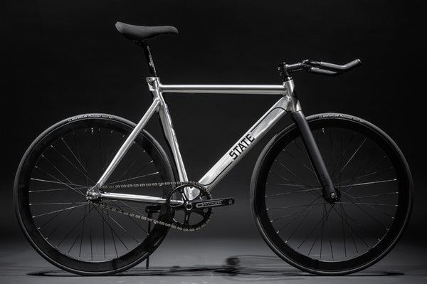 State Bicycle Co Undefeated 2015 Track Fixie bike