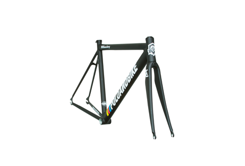 Polo & Bike 2015 Williamsburg Frame Set Black