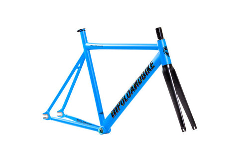 Polo & Bike 2016 Williamsburg Frame Set Blue
