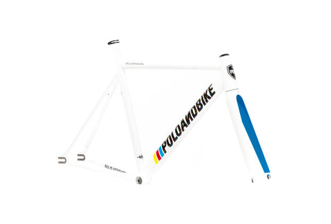 Polo & Bike 2016 Williamsburg Frame Set White