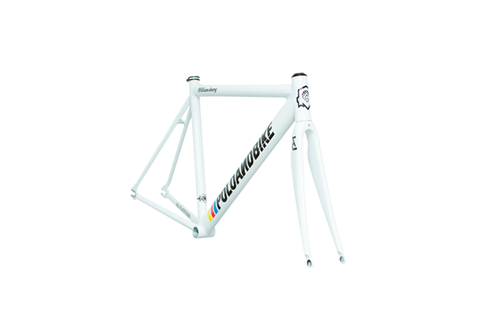 Polo & Bike 2015 Williamsburg Frame Set White
