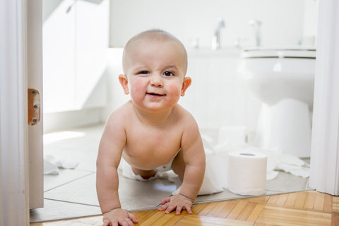How to Potty Train: Two Different Techniques