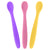 Silicone Spoons (Set of 3)