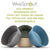 Bamboo Toddler Bowls (Set of 4)