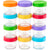 Glass Baby Food Storage Containers 4oz (Set of 12)