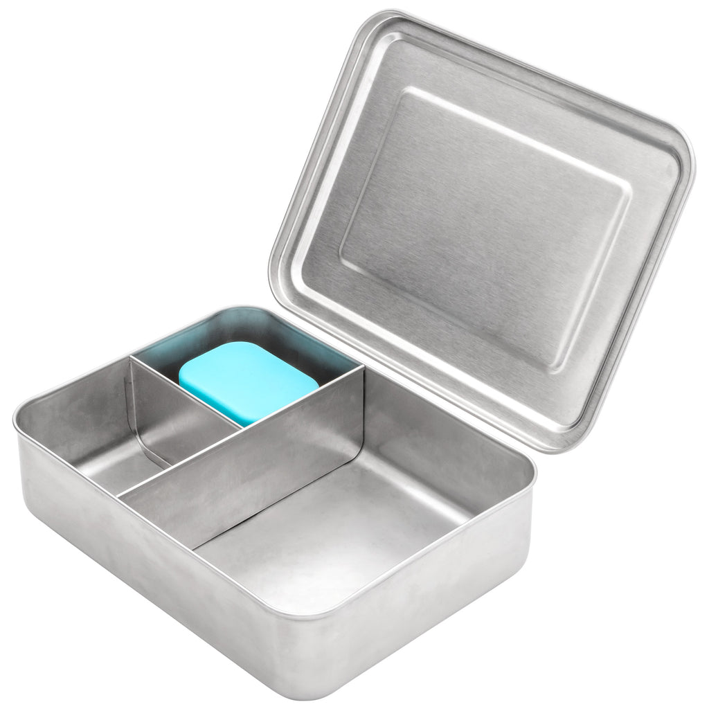 Large Stainless Steel Bento Box