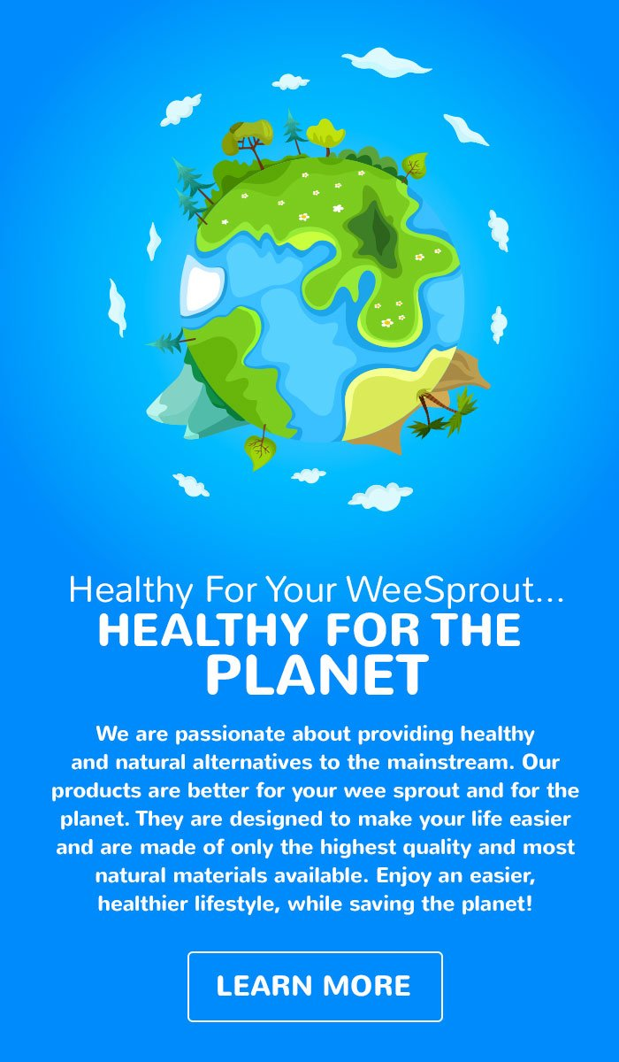 Helping make a healthier planet!