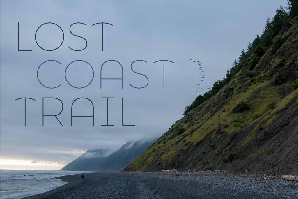 Trail Running the Lost Coast Trail - Supported by Aspire Adventure Running