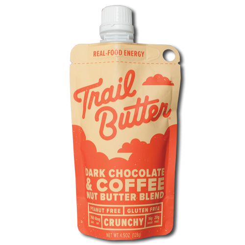 Trail Butter - Dark Chocolate & Coffee 4.5 oz- 3 Pack
