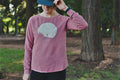 Women's Night Run Lightweight Crew Sweatshirt