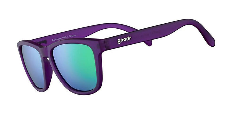 Goodr Sunglasses - Gardening with a Kraken