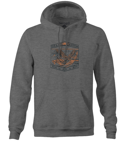 Unisex Grand Canyon Hoodie- Pre-Order Ships Oct. 30th