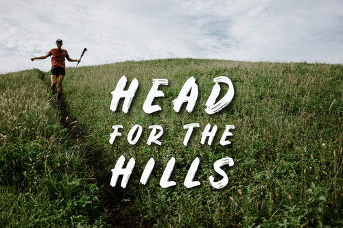The Head for the Hills Trail Running Course