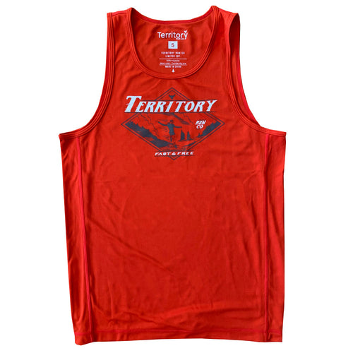 Men's Fast & Free Tech Tank